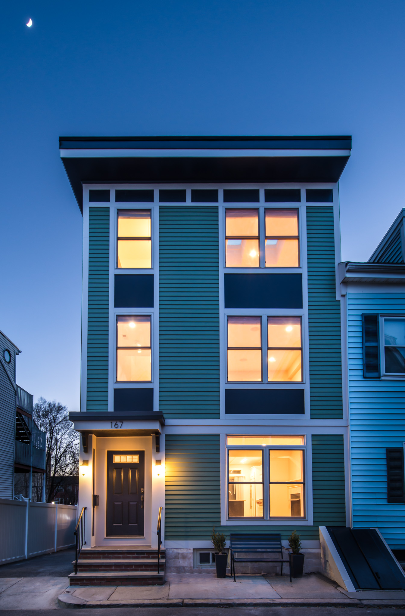 South Boston Twilight Real Estate Photography