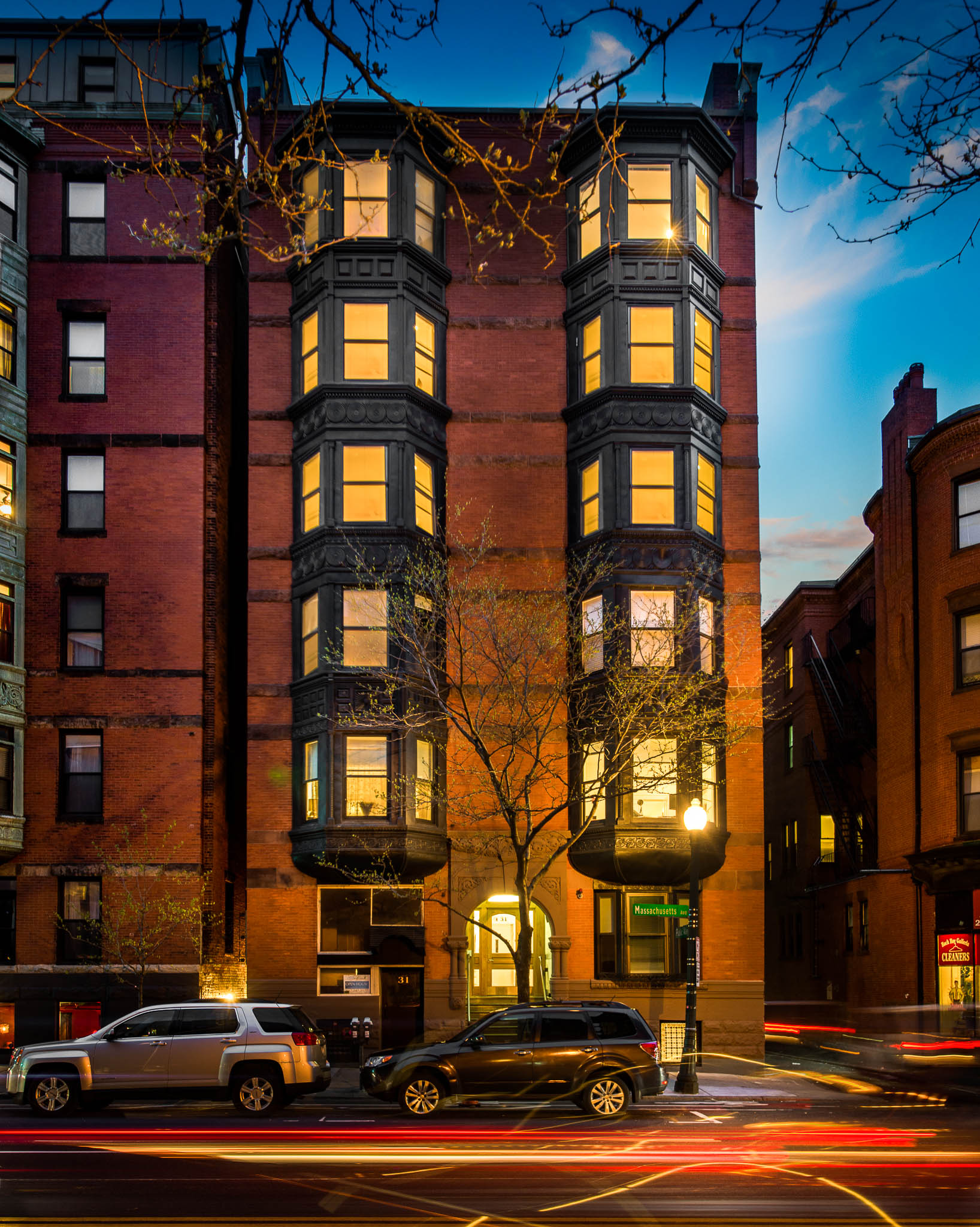 Boston Twilight Real Estate Photography